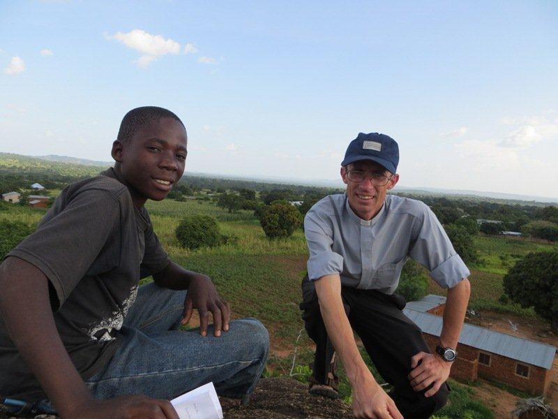 P. Diego Cano, IVE (Tanzania)