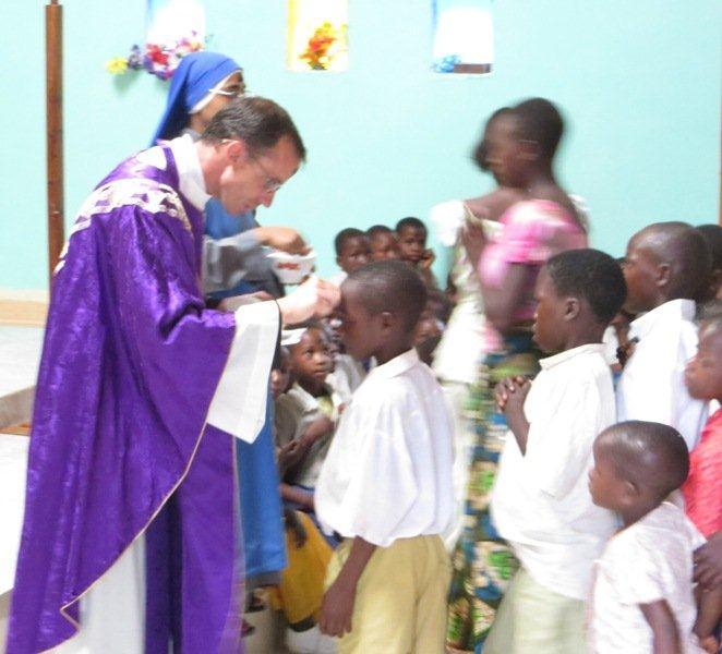 Primera misa en Swahili