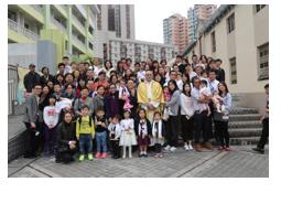Comunidad Parroquial de la Parroquia del Instituto del Verbo Encarnado en Hong Kong
