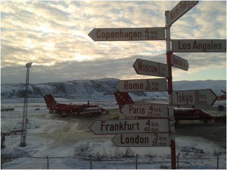 Hace 4 años que los misioneros del Instituto del Verbo Encarnado llegaron a Groenlandia