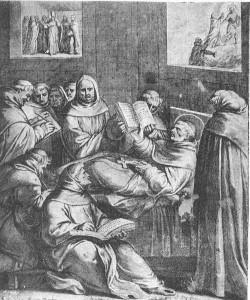 muerte de santo tomas