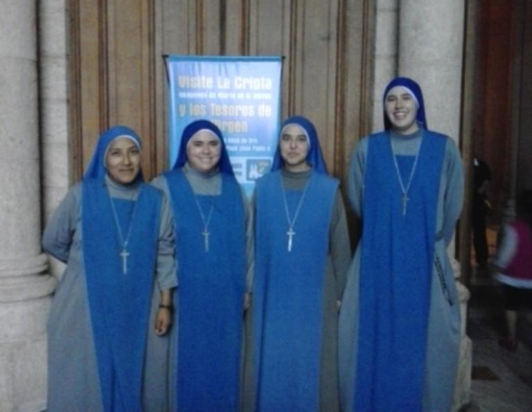 Nuestra presencia y apostolado en Campo de Mayo – Servidoras en Buenos Aires