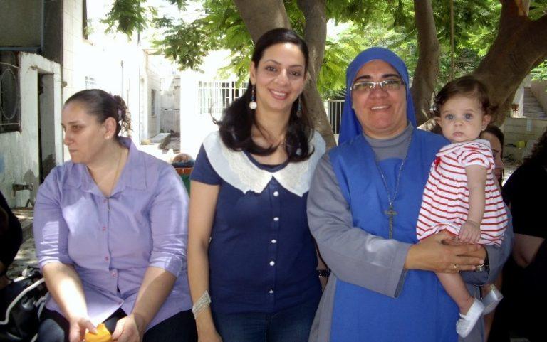 El rencuentro con nuestros feligreses – Desde la Franja de Gaza