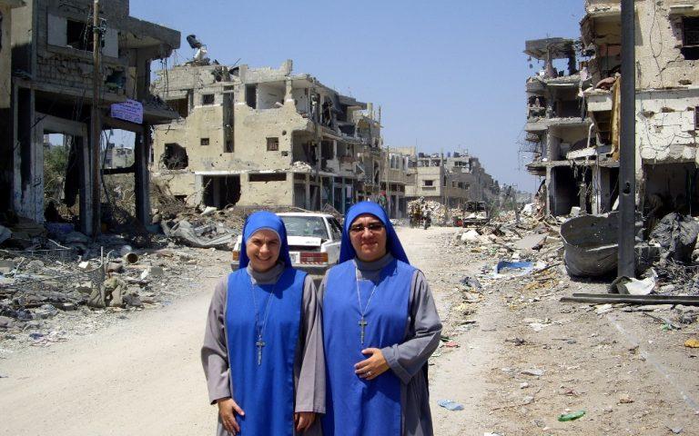 De regreso a nuestra misión en Gaza