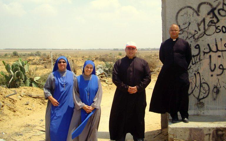 Al final de la guerra (de nuestros misioneros en Gaza)