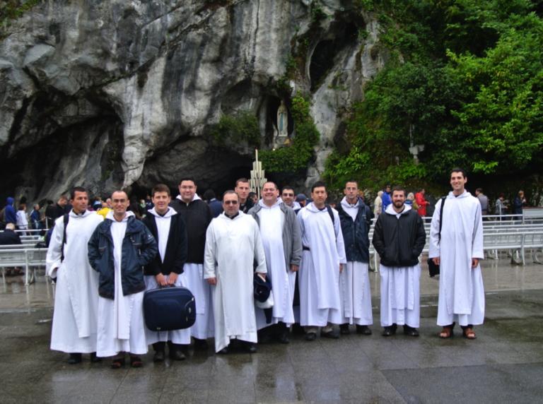 Jornadas de formación monástica 2014