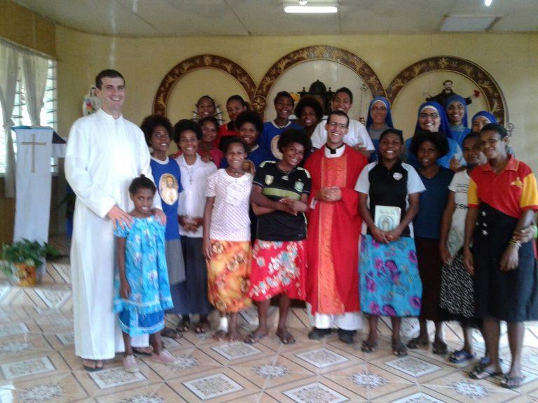 Los primeros 6 meses de misión en Papúa