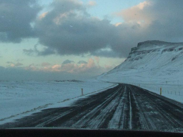 Novedades de Stykkishólmur, Islandia