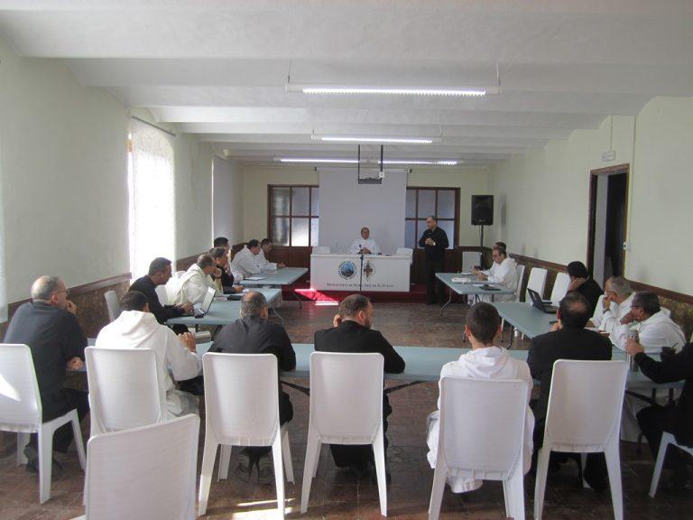 Primer comunicado de la reunión de los representantes de la vida contemplativa con los miembros del Gobierno general y algunos provinciales