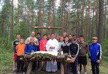El P. Agustín Prado, misionero del Instituto del Verbo Encarnado, relata los apostolados del IVE en Lituania: campamentos, sacramentos, catecismo, etc.