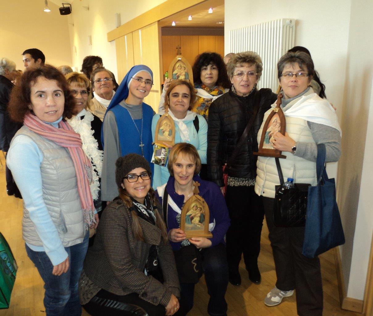 Marcha por la evangelizacion de Luxemburgo