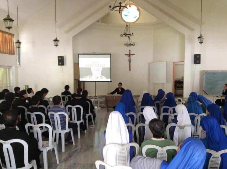 Jornadas Tomistas en las Filipinas