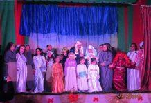 Navidad en Egipto
