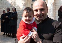 Padre Gabriel Romanelli, misionero del Instituto del Verbo Encarnado