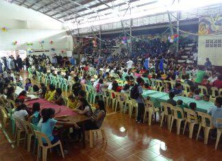 IV Jornada de la Juventud en Las Filipinas