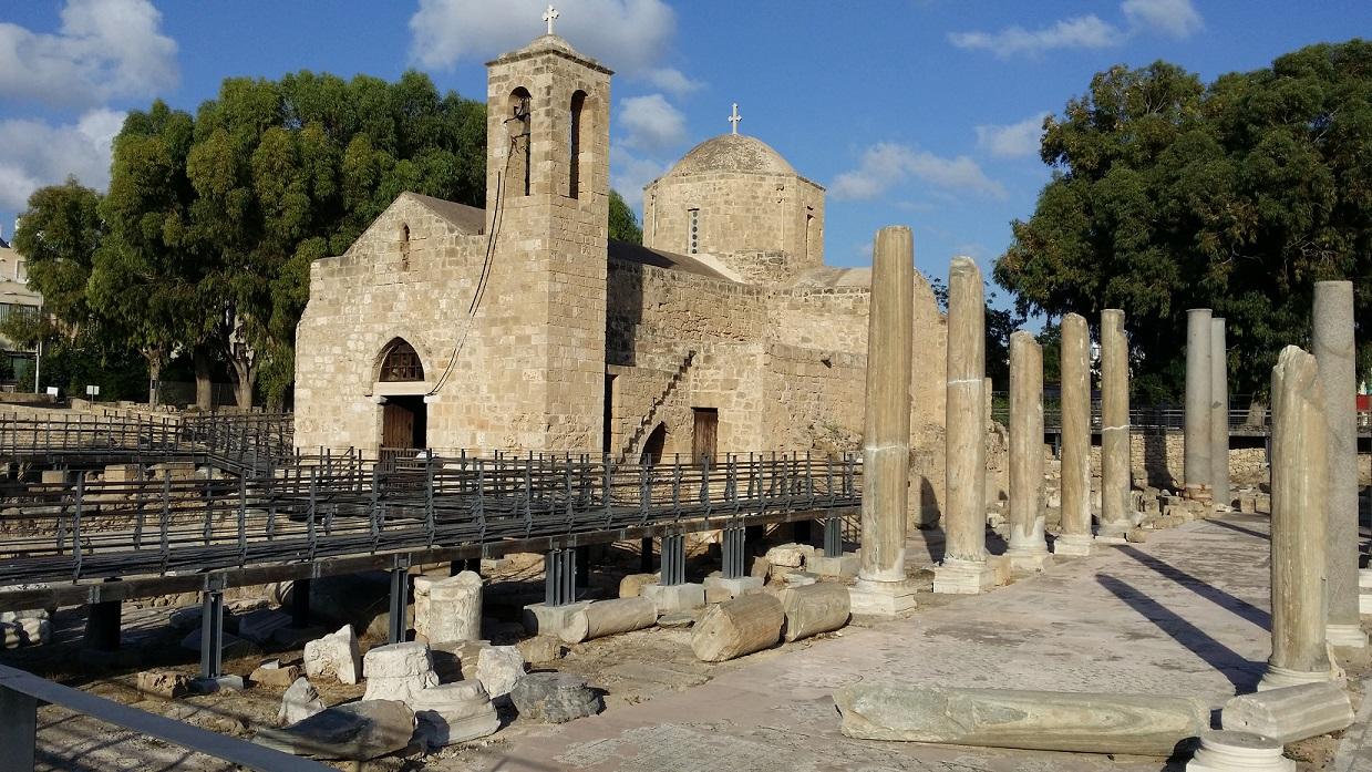 Iglesia Agia Kyriaki