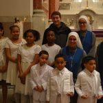 IVE y SSVM Mision Popular 2016 Filadelfia - Bautismo