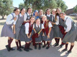 SSVM colegio Agustina Geyer