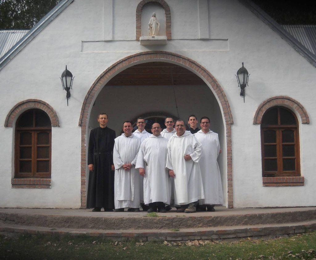 Monasterio del Verbo Encarnado - San Rafael (Argentina)
