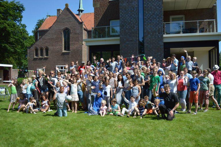 Jornada de las Familias en Holanda