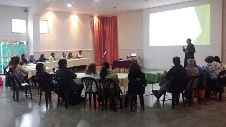CURSO DE FORMACIÓN BÍBLICA EN LA PQUIA. SAN MAXIMILIANO KOLBE (SAN RAFAEL)