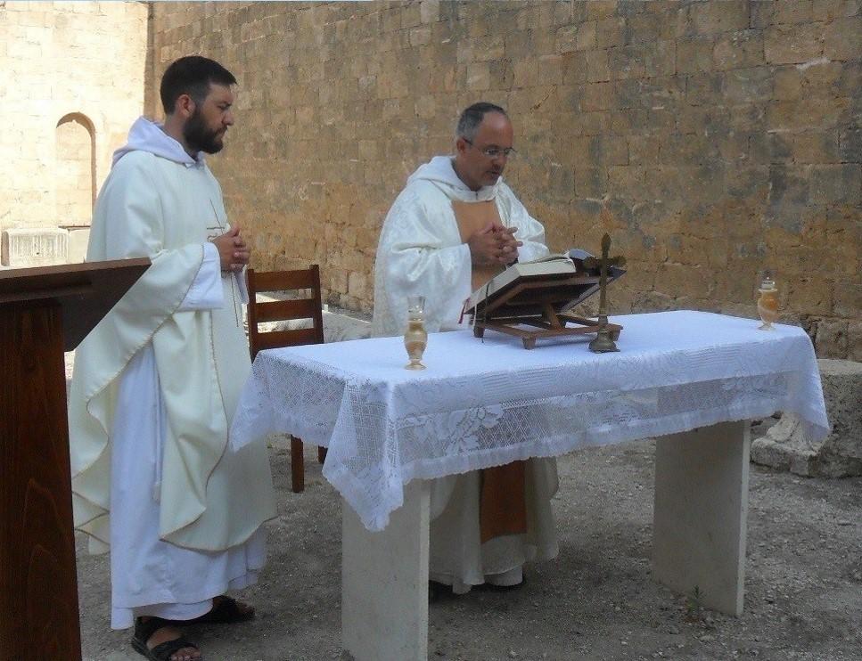 Monasterio de la Sagrada Familia - Séforis (Israel)