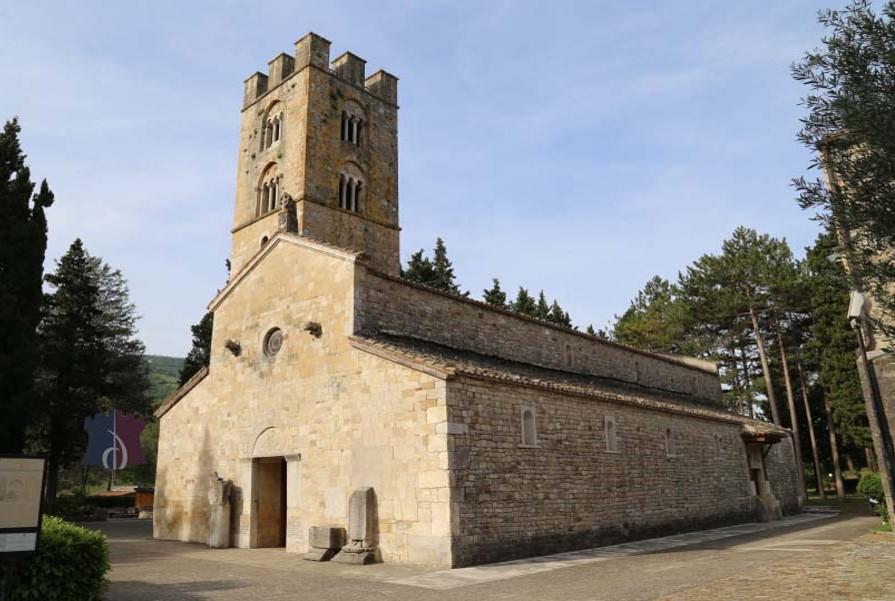 Monasterio Madonna del Sorriso - Trivento (Italia)