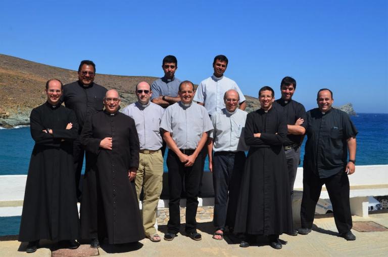 Convivencia sacerdotal de la Provincia de Europa del Norte