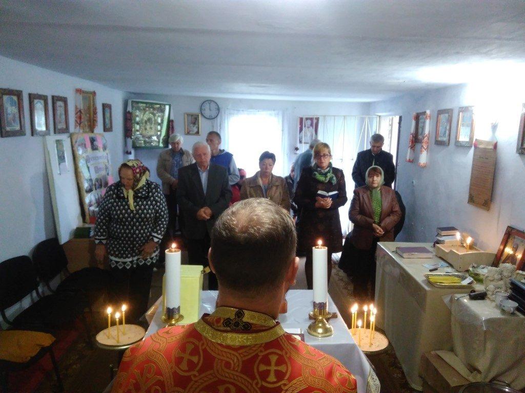 Sermón en la Capilla