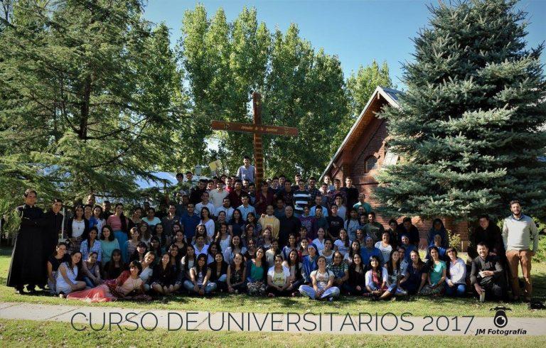 CURSO DE UNIVERSITARIOS EN ARGENTINA (FOTOS Y VIDEOS)