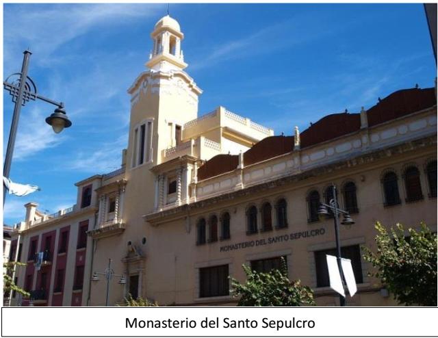 Monasterio-Santo-Sepulcro