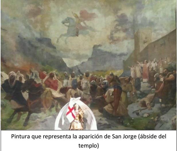 San-Jorge-aparicion