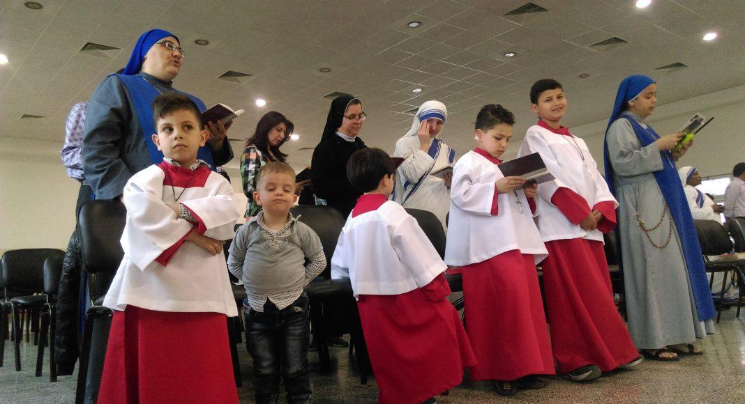 Servidoras-Jueves-Santo-Gaza-Palestina