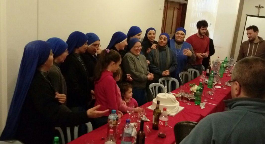 Servidoras-Madre-Nazaret-25-Anos-primeros-votos