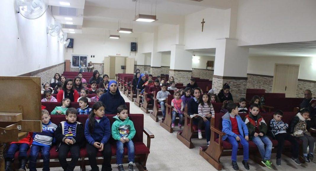 Servidoras-Parroquia-Gaza-Palestina