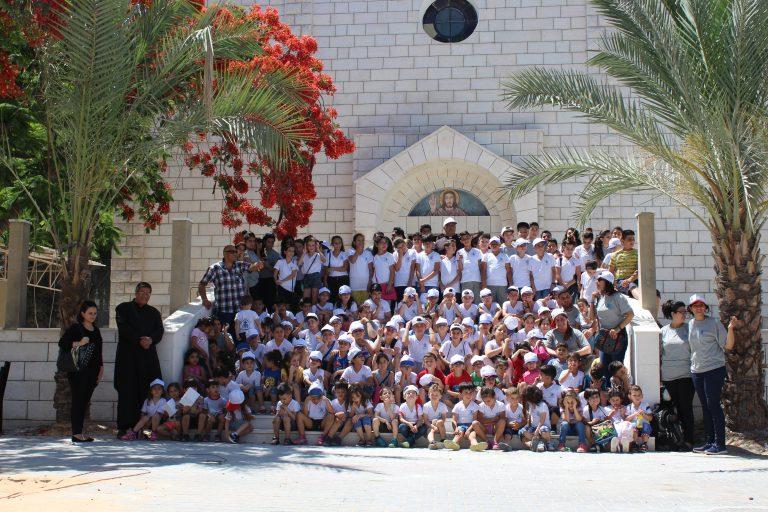 Campamento de Verano en Gaza 2017
