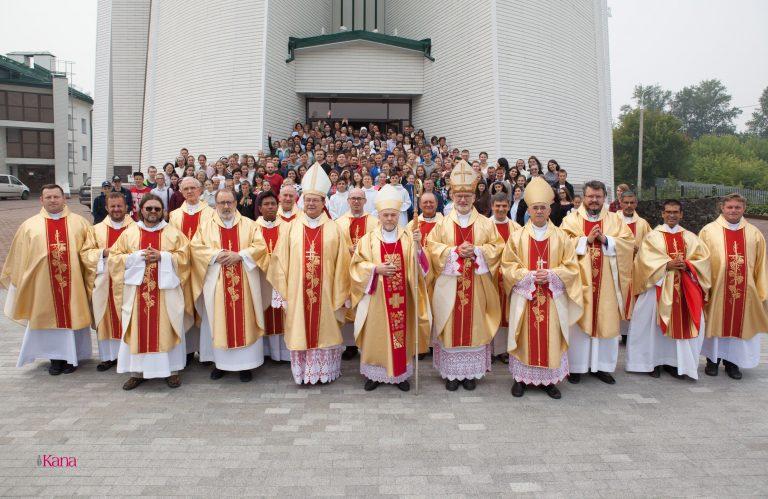 Encuentros Juveniles en la Diócesis de Irkutsk