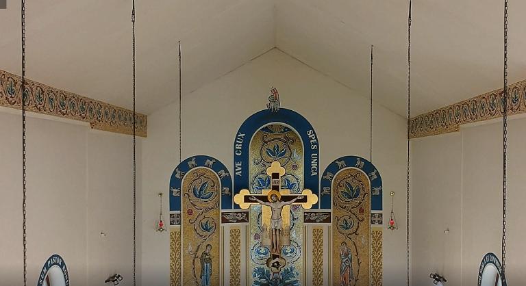 10 Aniversario de la bendición del Templo en Kazán, Rusia