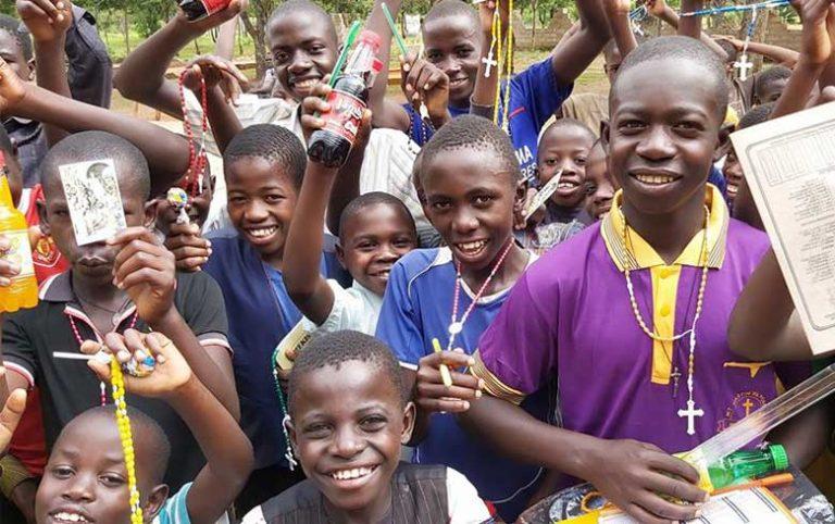 Campamentos de fin de año en Tanzania