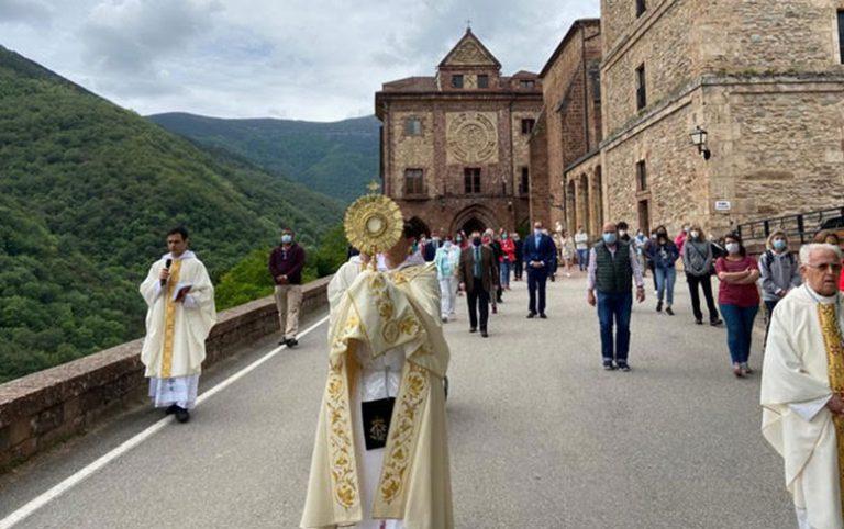 Noticias desde el Monasterio de Valvanera