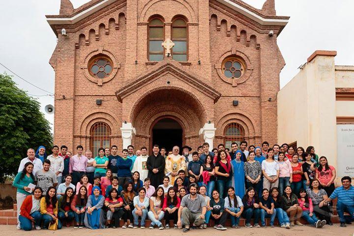 Encuentro Jovenes Universitarios Suncho- Misa de clausura