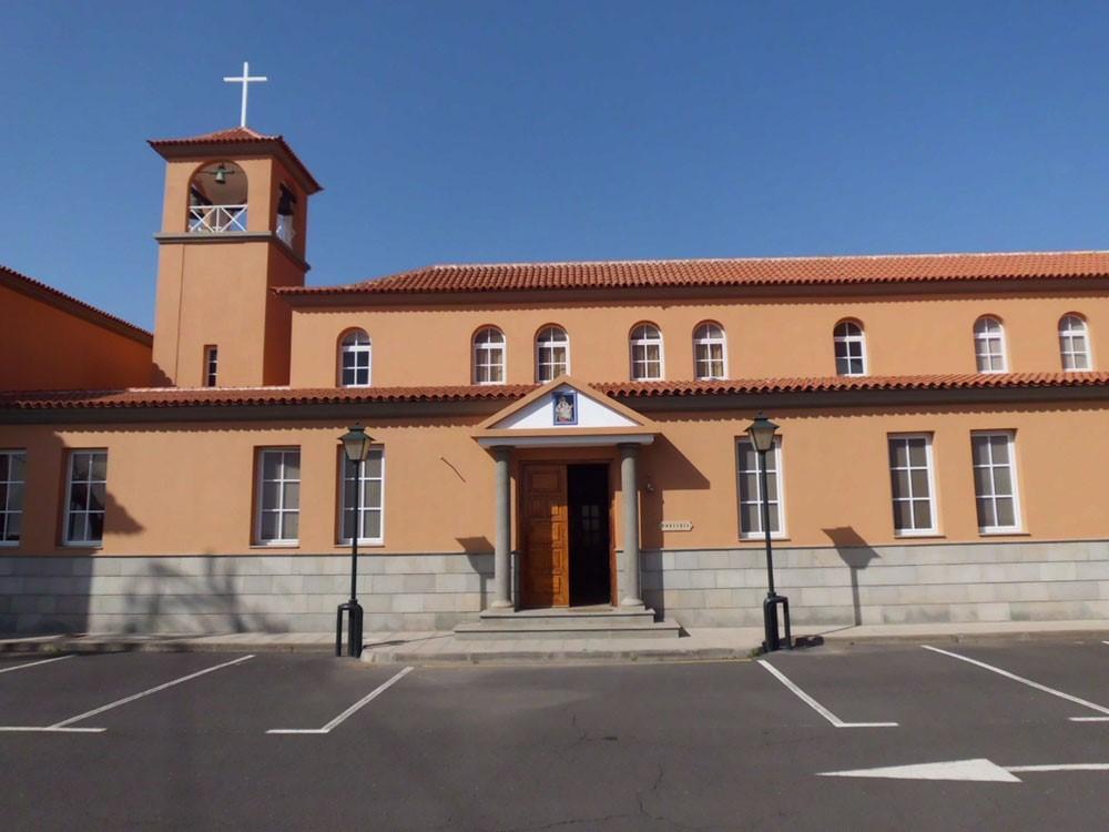 Monasterio Nuestra Señora del Socorro - Tenerife (España)