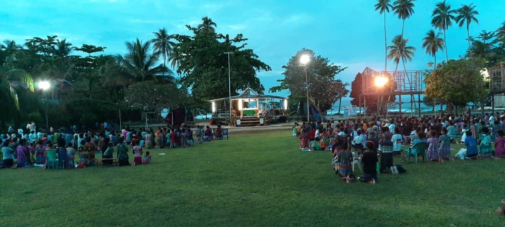 JORNADAS EN PAPUA, IVE