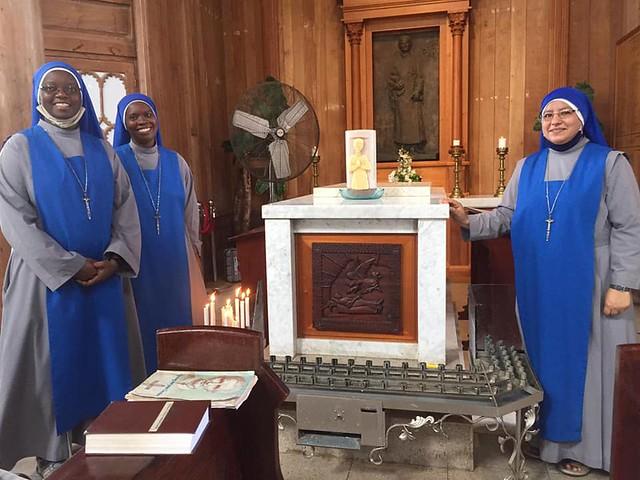Suriname - Fiesta del Beato Peter Donders y peregrinación a su tumba