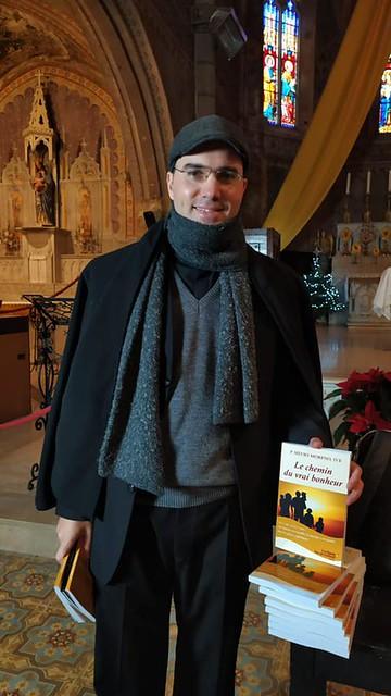 Francia - Conferencia del P. Silvio Moreno
