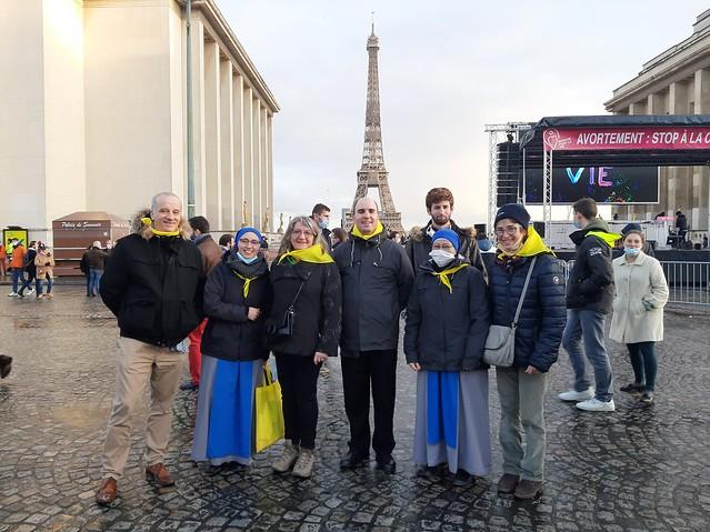 Francia - Peregrinación a París