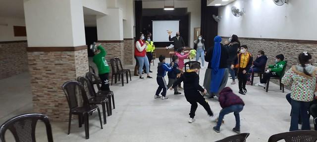Gaza - Oratorio San José