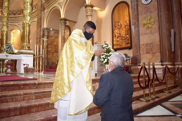 Ecuador - Ordenación sacerdotal del Padre Edgar Pucha