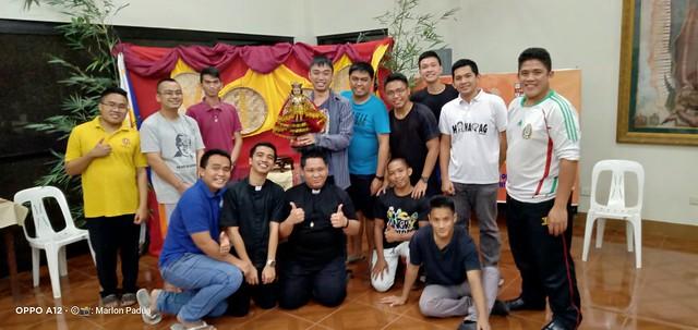 Filipinas - Fiesta del Santo Niño en el Seminario Mayor