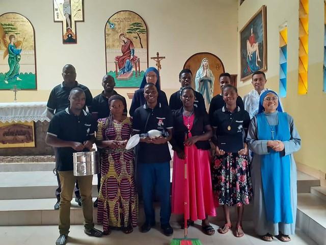Tanzania - 11° Aniversario del Dispensario San Bernardo